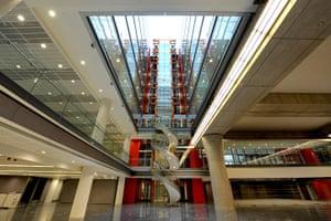 BBC Broadcasting House: BBC Broadcasting House: the new newsroom