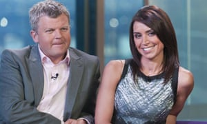 Daybreak with Adrian Chiles and Christine Bleakley