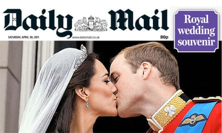 Royal Wedding Daily Mail
