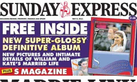 Sunday Express May