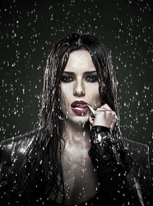Q 300th issue: Cheryl Cole