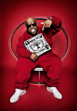 Q 300th issue: Cee-Lo Green