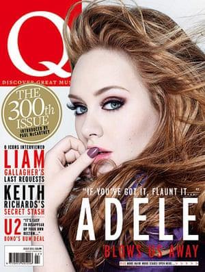 Q 300th issue: Q magazine's 300th issue