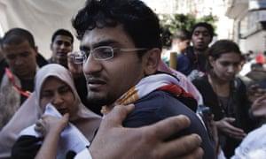 Google executive Wael Ghonim