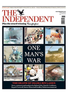 Osama bin Laden dead: The Independent