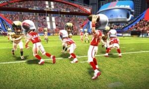 Kinect Sports: Season Two: American football