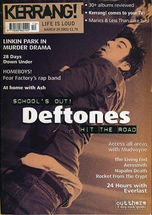 Kerrang! 30th birthday: Deftones (March 2001)