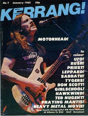 Kerrang! 30th birthday: Motörhead (January 1982)