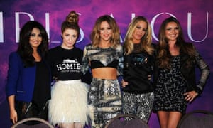 Girls Aloud - Tour Announcement