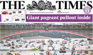 The Times diamond jubilee edition