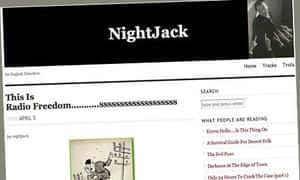NightJack blog