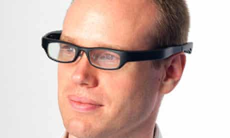 TTP augmented reality glasses prototype