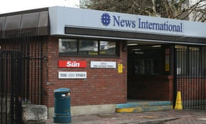 News International in Wapping