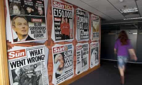 Wall of the Sun front pages