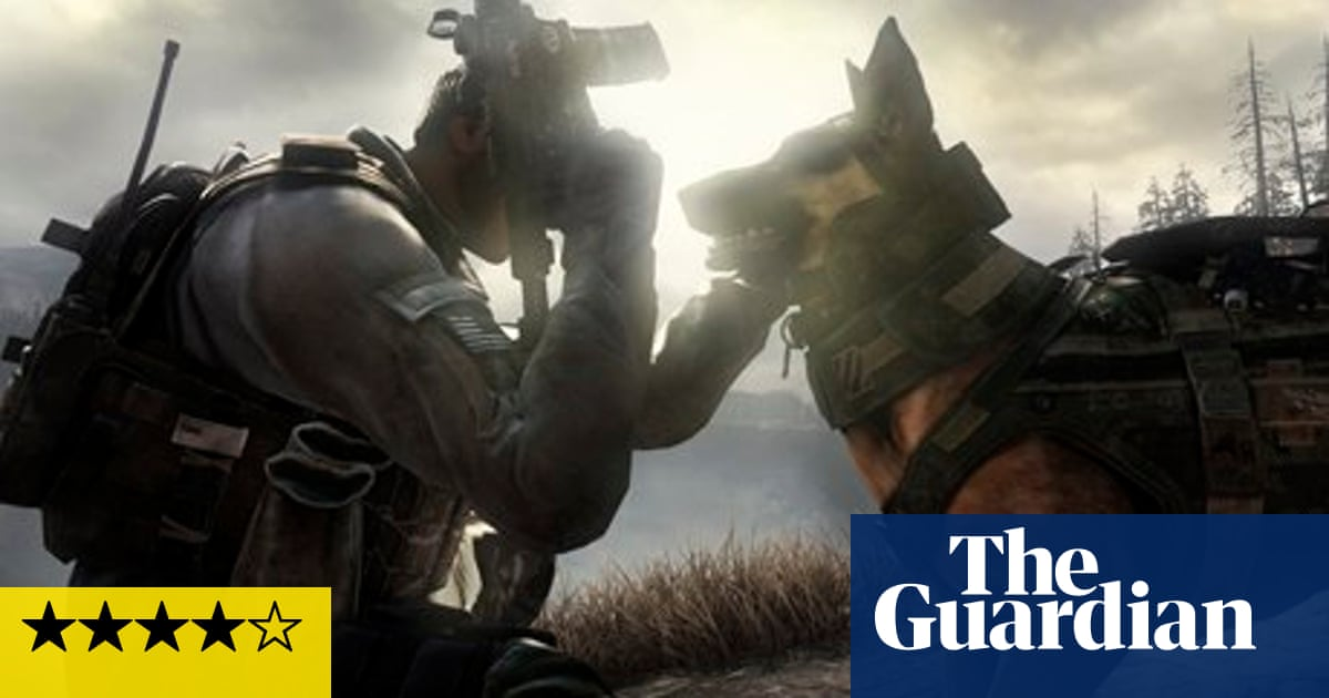 Call of Duty: Ghosts – review | Games | The Guardian Call Of Duty Ghost Maps List on