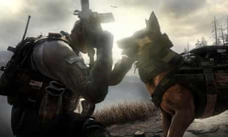 Call Of Duty Ghosts Review Games The Guardian