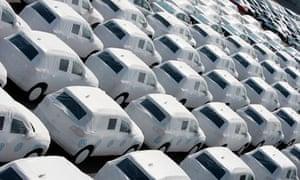 Volkswagen Production Line Feature