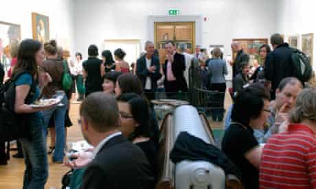 John Moore's 24 opening, Walker Art Gallery