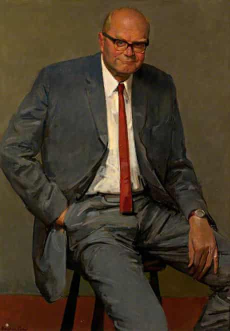 Sir Hugh Carlton Greene