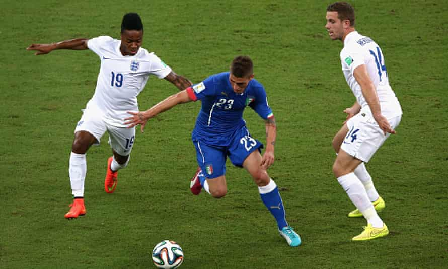 FIFA World Cup 2014 England v Italy