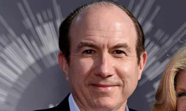 Chairman and chief executive of Viacom, Philippe Dauman