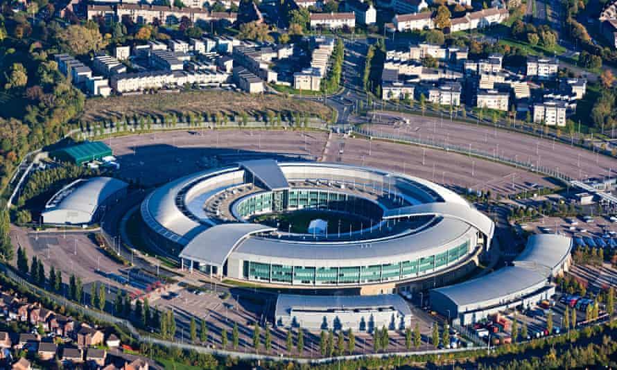 GCHQ Cheltenham,