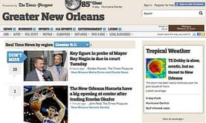 New Orleans TimesPicayune