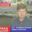 Sky News - James Forlong