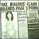 Sun Clare Short