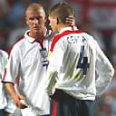 England defeat by France Euro 2004