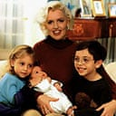 Spoof Monroe with family