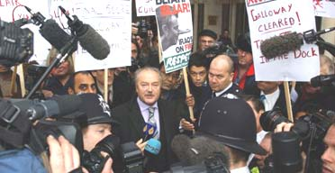 George Galloway libel victory