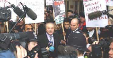 George Galloway libel victory