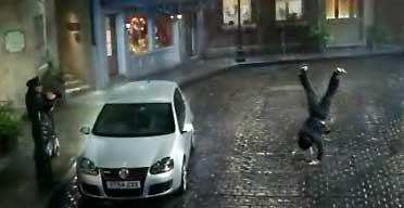 Volkswagen - Gene Kelly ad