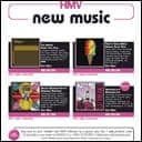 HMV mobile purchase ad