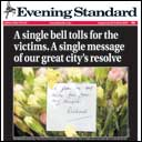 London Evening Standard 07.07.2006