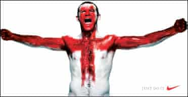 Nike Wayne Rooney ad