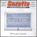 West Cumbrian Gazette - Sky ad