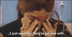 Shilpa Shetty on Celebrity Big Brother 2007