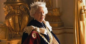 The Queen being photographed by Annie Leibovitz in a BBC1 documentary