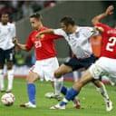 Euro 2008 qualifier: England v Russia