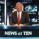 Trevor McDonald on News at Ten in 1999