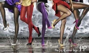 Trevor Beattie kicks off Pretty Polly campaign  2932b9242