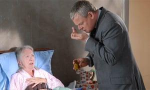 Martin Clunes in Doc Martin