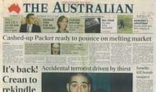 The Australian (16/05/2006)