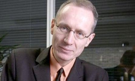 Times editor Robert Thomson