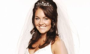 Lacey Turner as Stacey Slater in EastEnders