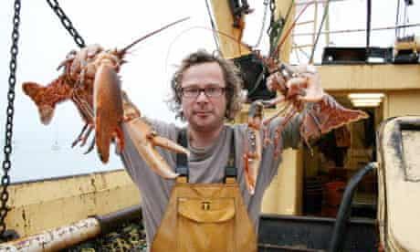 Hugh Fearnley-Whittingstall in River Cottage: Gone Fishing