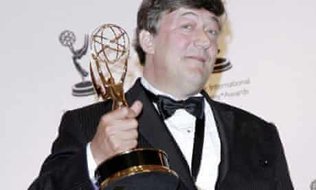 Stephen Fry - International Emmys