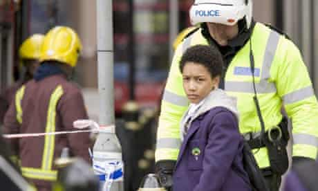 One Summer Day - BBC kids' drama about 7/7 bombings